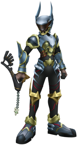 Ventus in armor