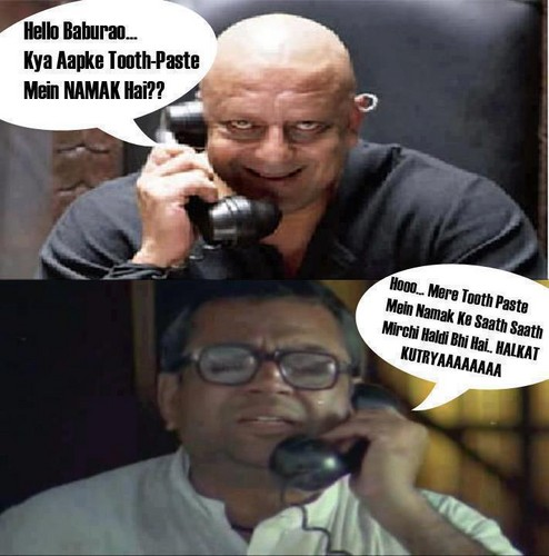 Very Funny See It & Comment Please :)) - bollywood Photo