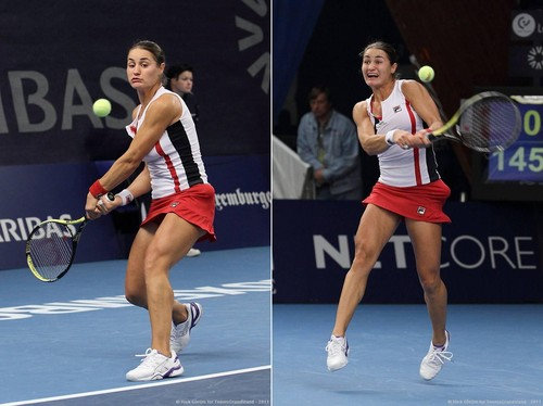 Monica Niculescu in Not Cartoony Just Animated