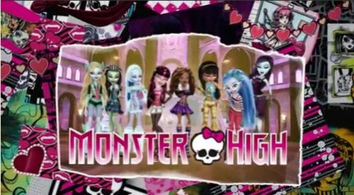Monster High wallpaper containing anime entitled Why Do Ghouls Fall in Love?