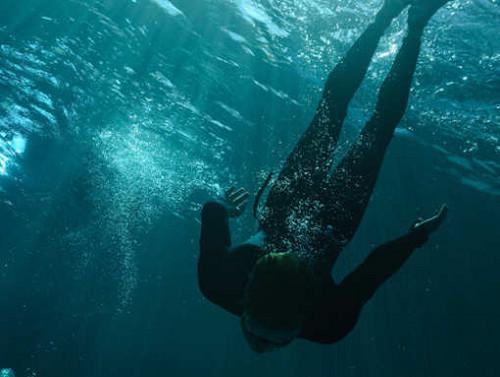 Will Underwater