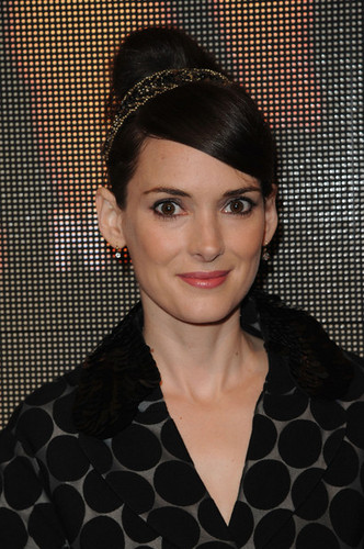 Winona Ryder wallpaper titled Winona Ryder: Marni at H&M Collection Launch