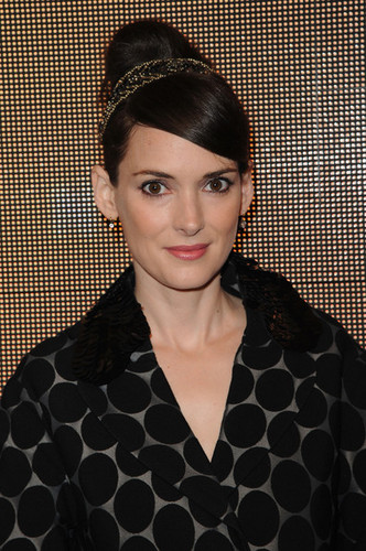 Winona Ryder: Marni at H&M Collection Launch