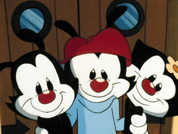 Yakko Wakko And Dot - Animaniacs Photo (29140823) - Fanpop