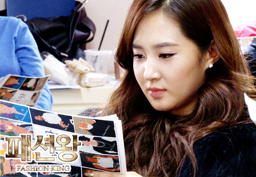 Yuri @ SBS Fashion King