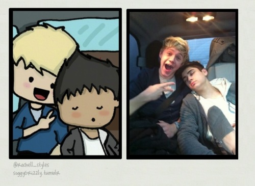 One Direction Ziall:)