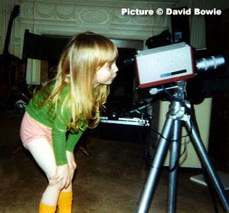 Zowie Bowie rare