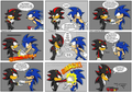 a Game  - shadow-the-hedgehog photo