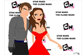 anakin & padme at star wars clone wars priemer - anakin-and-padme fan art