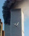 attack on the wtc - september-11-2001 photo