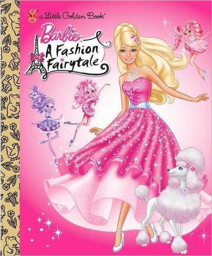 barbie In a Fashion Fairytale! wallpaper probably with anime titled barbie