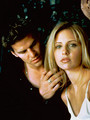buffy and angel - buffy-the-vampire-slayer-couples photo