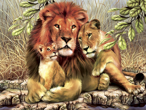 Animal Cubs wallpaper titled familypride