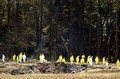 flight 93 crash site - september-11-2001 photo