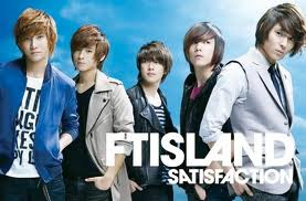 F.T. Island wolpeyper with a portrait called ft island