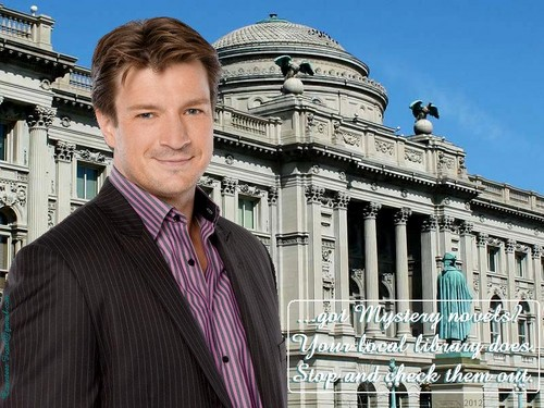 Castle wallpaper containing a business suit, a brownstone, and a street called got Mystery novels?