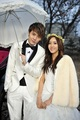 hyomin and fu xin bo - we-got-married photo
