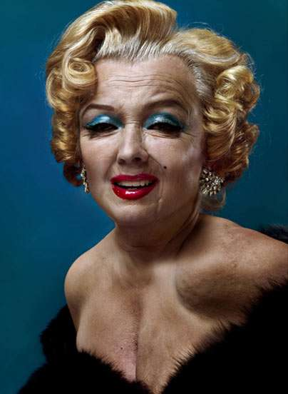 Celebrities who died young old marilyn