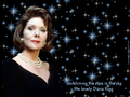 outshining the stars in the sky - diana-rigg wallpaper
