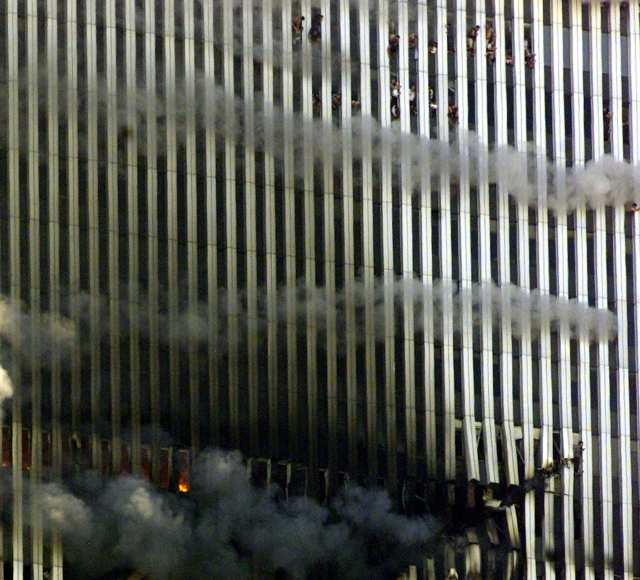 people in the wtc