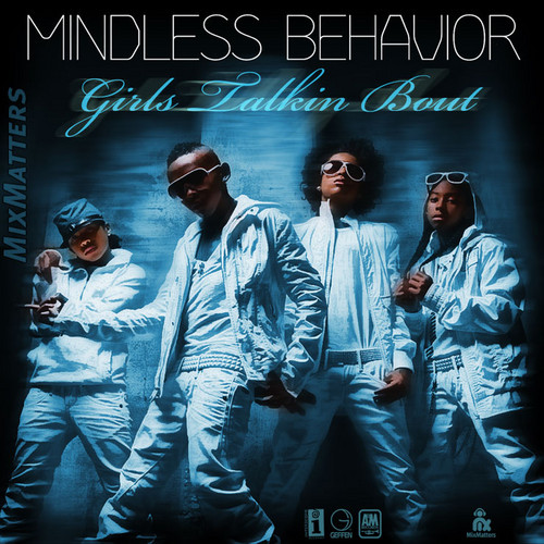 Mindless Behavior wallpaper titled girls talkin bout