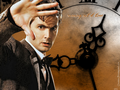 running out of time - doctor-who wallpaper