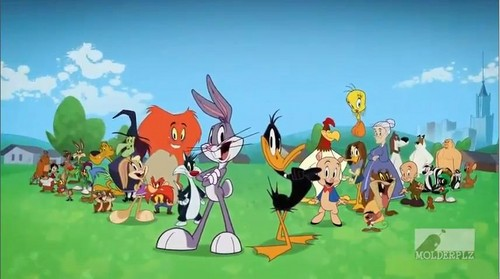 the looney tunes tunjuk
