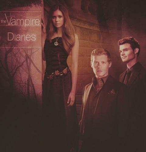 tvd Elena and Originals