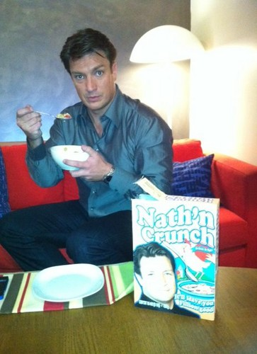 Nathan Fillion wallpaper titled ♥ Awesome Nathan ♥