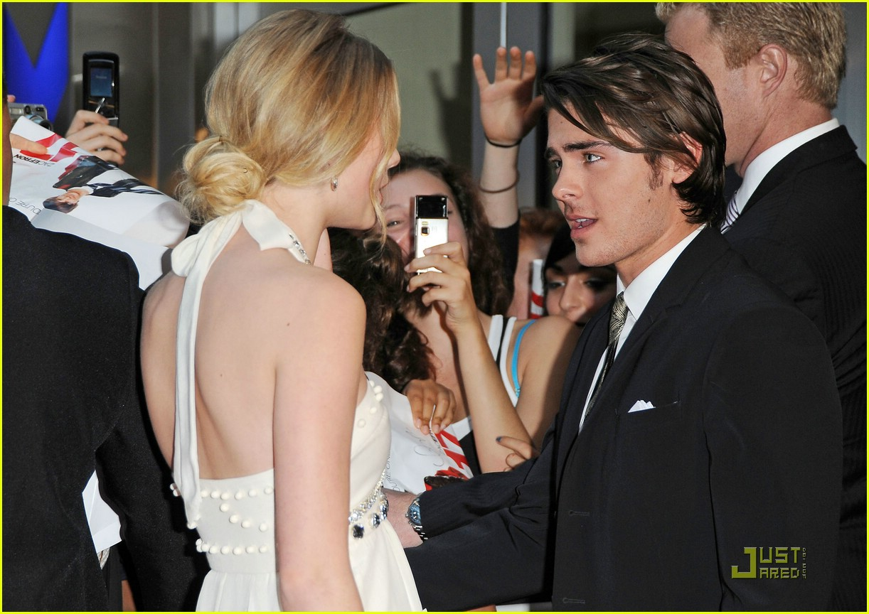 are zac efron and taylor swift dating 2006 high school musical cast: i can't take my eyes off of you (video short) zac efron  2005 hope partlow: sick inside (short) the boyfriend 2005 the derby.