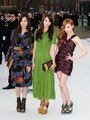 120220 [Photo/Video/Fancam/Fan Taken] Londres Fashion Week - Burbery Prorsum montrer @ Seohyun