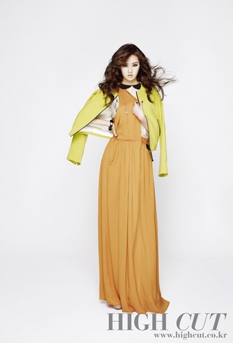 4minutes  Gayoon (High Cut) - kpop-girl-power Photo