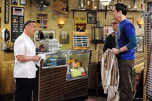 5x18 The Werewolf Transformation Still - the-big-bang-theory Photo