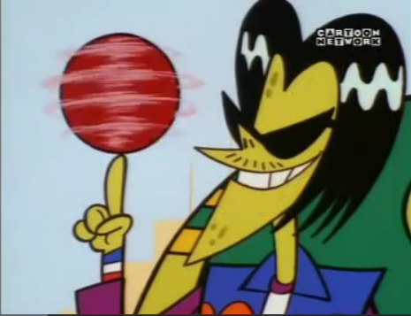 Ace Gangreen Gang - powerpuff-girls Screencap