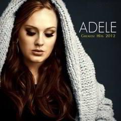 Adele Hintergrund titled Adele-Greatest Hits 2012