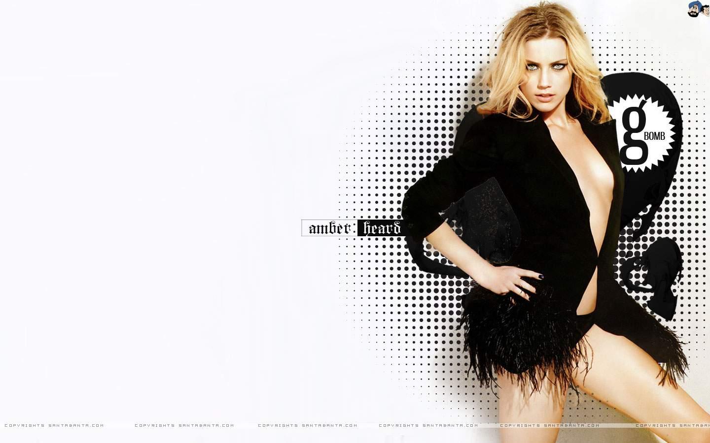 Amber Heard wallpaper ☆