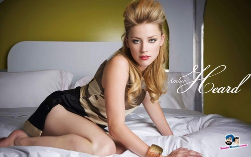 Amber Heard Wallpaper ☆