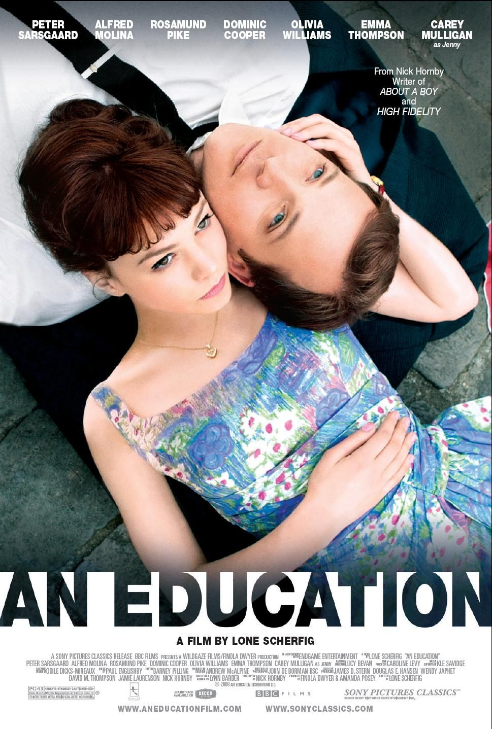 An Education images An Education movie poster HD wallpaper ...