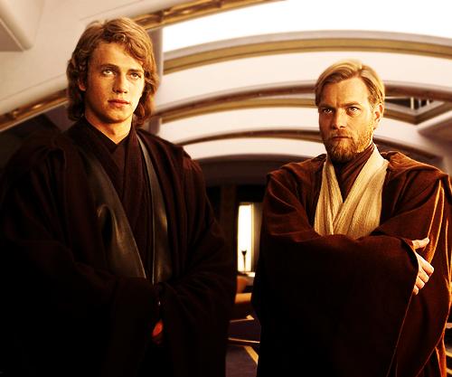 Anakin&Obi Wan