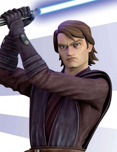 Anakin Skywalker - clone-wars-anakin-skywalker Photo