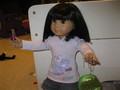 Ashey being her - american-girl-dolls photo