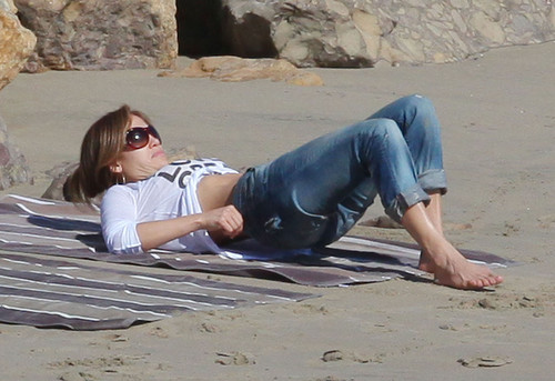 strand in Malibu [5 February 2012]