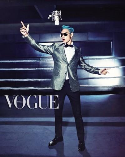 Big Bang for Vogue