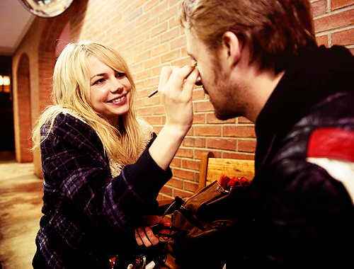 "Blue Valentine - ""stills"""