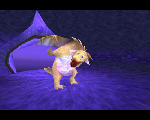 Spyro The Dragon achtergrond entitled Boldar
