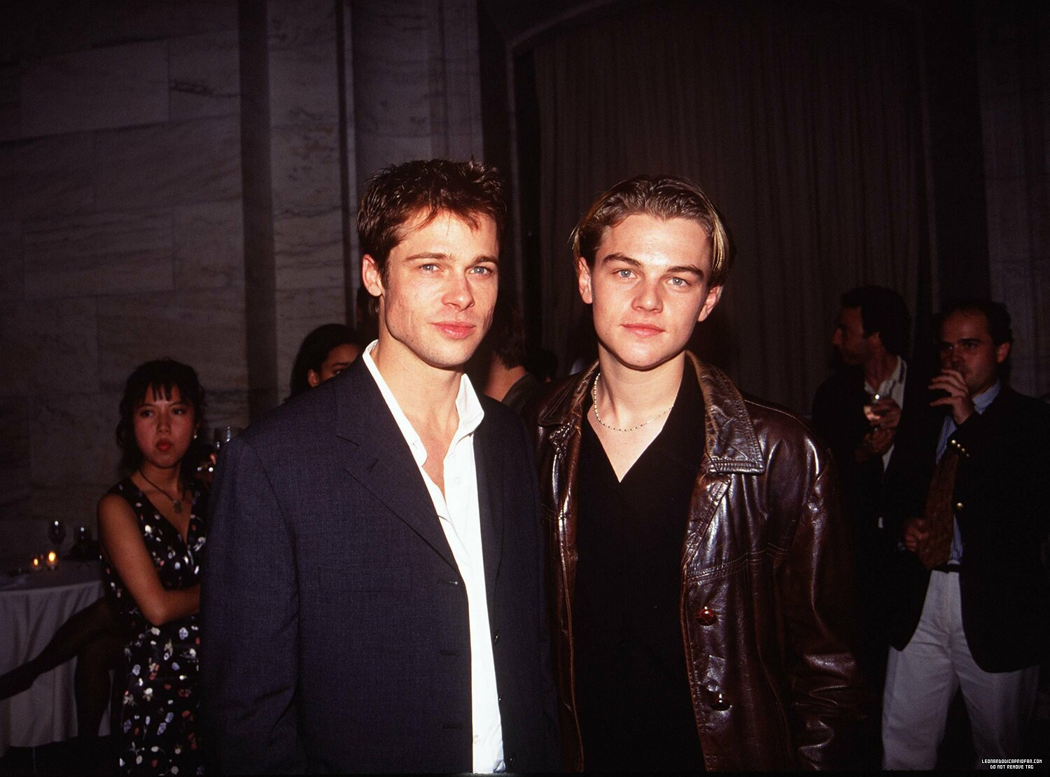 Brad Pitt images Brad Pitt And Leonardo DiCaprio HD ...