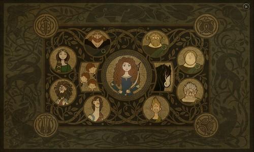 ব্রেভ Characters