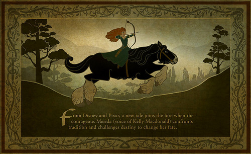 Brave Promotional Tapestries
