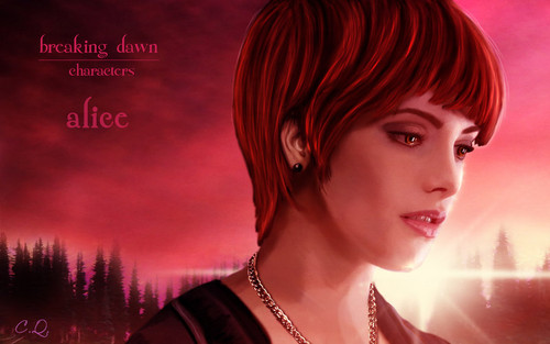 Breaking dawn - Alice Cullen