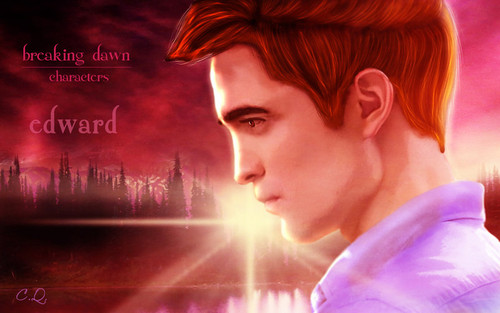 Breaking dawn - Edward Cullen